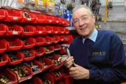 Hardware specialist retires after 53 years in the trade