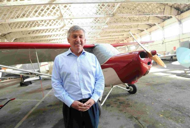 Council backs major new development on historic airfield
