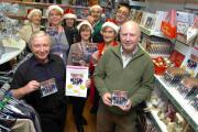 Salisbury band hope to boost sales of charity Christmas single