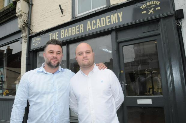 New barber academy opens offering students industry ready courses